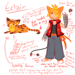 Eclair Concept by ClefdeSoll