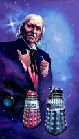 The Daleks Masterplan by Harnois75