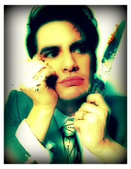 Brendon Urie old photo by AndyCordiero