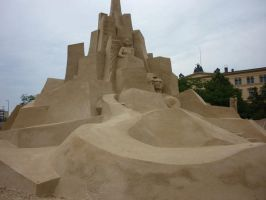 Sandsation Stock II by C-and-N-stock