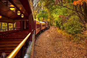 New Hope and Ivyland Railroad by JustinDeRosa