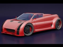 Concept car by Storm909