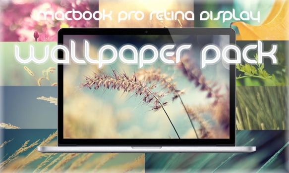 Nature Details MacBook Pro Retina WP Pack by solefield