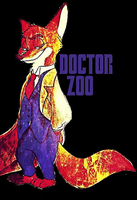Doctor Zoo by AlexandraBowmanArt