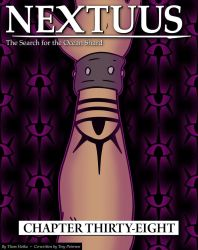 Nextuus Chapter 38 cover by NyQuilDreamer