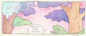 trees are nice by scilk