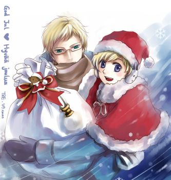 Merry Christmas by akato3