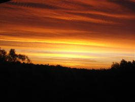 sunsets 1 by colcombe