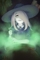 Little Witch Sucy by tanadead
