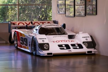 Toyota GTP Mk II by SharkHarrington