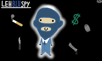 Leh Blu Spy by Butterspread16