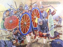 Emperor Valens at Adrianople by Fall3NAiRBoRnE