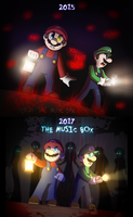 His fate is sealed (Comparison) by Gameaddict1234