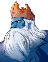 Ice King by ManiacPaint