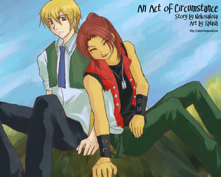 An Act of Circumstance Cover by splashtomato