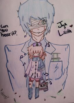 Jack and Lilith by deiobi