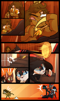 FLOWERS (Page 32) by NoasDraws