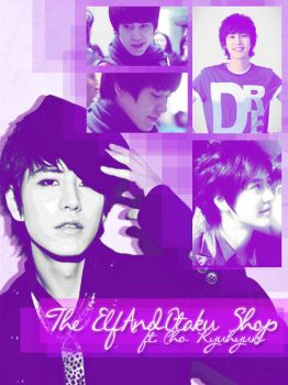 The ElfAndOtaku Shop: Kyuhyun Layout by Prom15e13elieve10ve