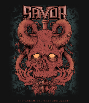 For Savor Band by KGArtDesign