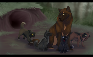Her Boys by Wildfire-Tama