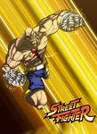 SAGAT by andrew-henry