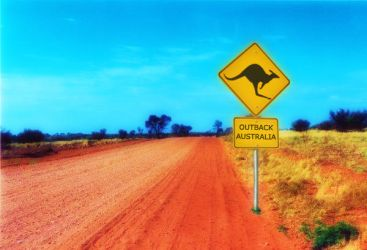 Outback Australia by Booker-Man-