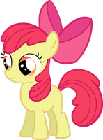 Apple Bloom vector by Pilot231
