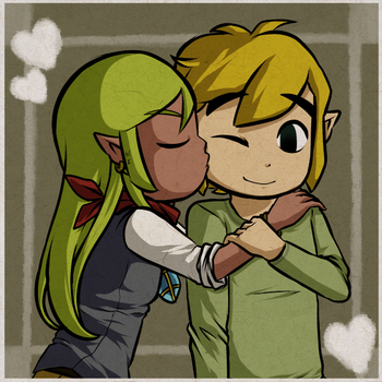 Smooch by Icy-Snowflakes
