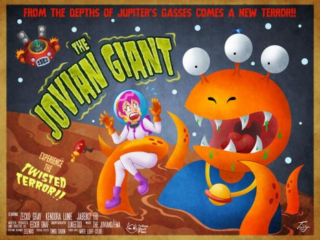 The Jovian Giant by hooksnfangs