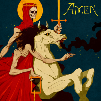 Amen by Melithescary