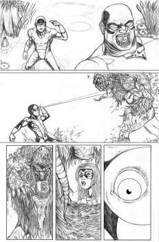 X-Men First Class Issue #8 pg. 4 by LipGlossary