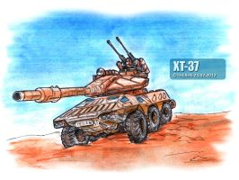 XT-37 by TheXHS