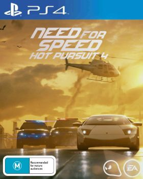 Need for Speed Hot Pursuit 4 by Desuroku