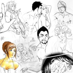 WIP Overload by ChristAll