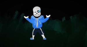 Sans by AsterRed