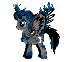 My Little Pony Auction, Prince Equinox by Rayilex