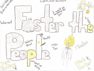 Foster the People by peaceluver33