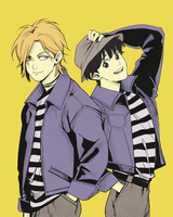 Banana Fish! by Florbe