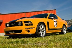 Parnelli Mustang by AmericanMuscle