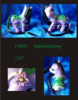 YTBNT Nightshadepony by NorthernElf