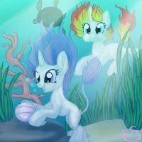 Contest Entry 2: Under Da Sea! by PrismNight