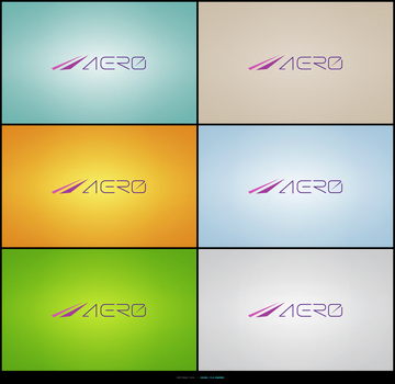 AERO LOGOTYPE by code2