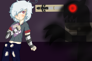 Edgy Emo Snowflake That Is Really Spoopky by theshadowpony357