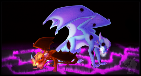 |Role Reversal| by Frostii-Dragons