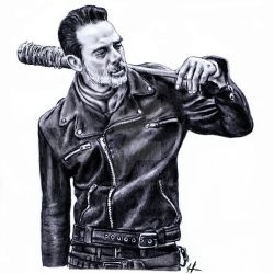 Negan by imtherealjenna