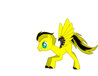 Bumble Bee Pony style by RobotNinjaHero