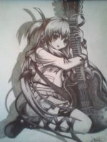Me and My Guitar by Ymereen