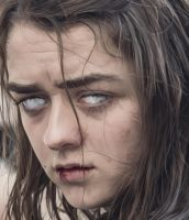 Maisie Williams-Game of Thrones by pela5630