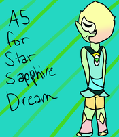 .:A5 Gem Custom for StarSapphireDream:. by SleepyStaceyArt