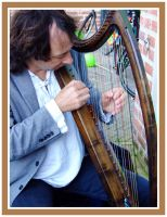 Playing the Gothic Harp by inbalance